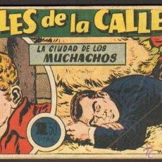Tebeos: TEBEOS-COMICS CANDY - ANGELES DE LA CALLE - Nº 24 - HISPANOAMERICANA 1951 *AA98. Lote 48138059