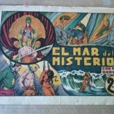 Tebeos: FLAS GORDON -DE 2,50 PTAS- COL DE 9 - LAS GRANDES AVENTURAS - HISPANO AMERICANA - 1942- TA . Lote 53033985