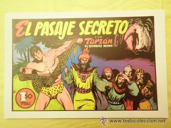TARZAN - NUMERO 18 (Tebeos y Comics - Hispano Americana - Tarzán)