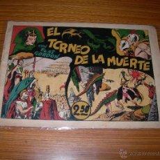 Comics - FLAS GORDON Nº EL TORNEO DE LA MUERTE EDITA HISPANO AMERICANA - 53530976