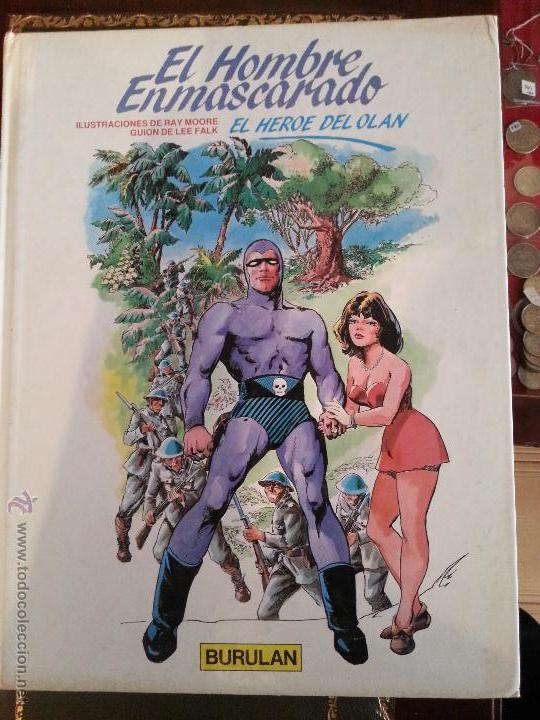 EL HOMBRE ENMASCARADO N°3 (Tebeos y Comics - Hispano Americana - Hombre Enmascarado)