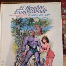 Tebeos: EL HOMBRE ENMASCARADO N°3. Lote 53616228