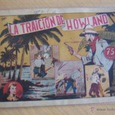 BDs: HISPANO AMERICANA, JOHN HOWLAND Nº 1 LA TRAICIÓN . Lote 53745361