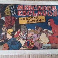 Tebeos: EL HOMBRE ENMASCARADO Nº 29 - HISPANO AMERICANA - 1951- COL. DE 105-TA. Lote 53939852