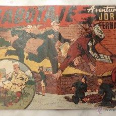 Tebeos: COMIC , JORGE Y FERNANDO , HISPANO AMERICANA .. Lote 54218814