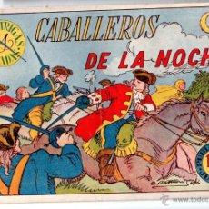 Tebeos: Nº 9 INTRIGAS Y ESTOCADAS CUADERNOS ORIGINALES. HISPANO AMERICANA DE EDICIONES, S. A., 1957. Lote 54259199