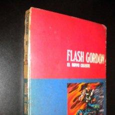 Tebeos: FLASH GORDON / EL RAYO CELESTE / HEROES DEL COMIC / TOMO 01. Lote 54340483