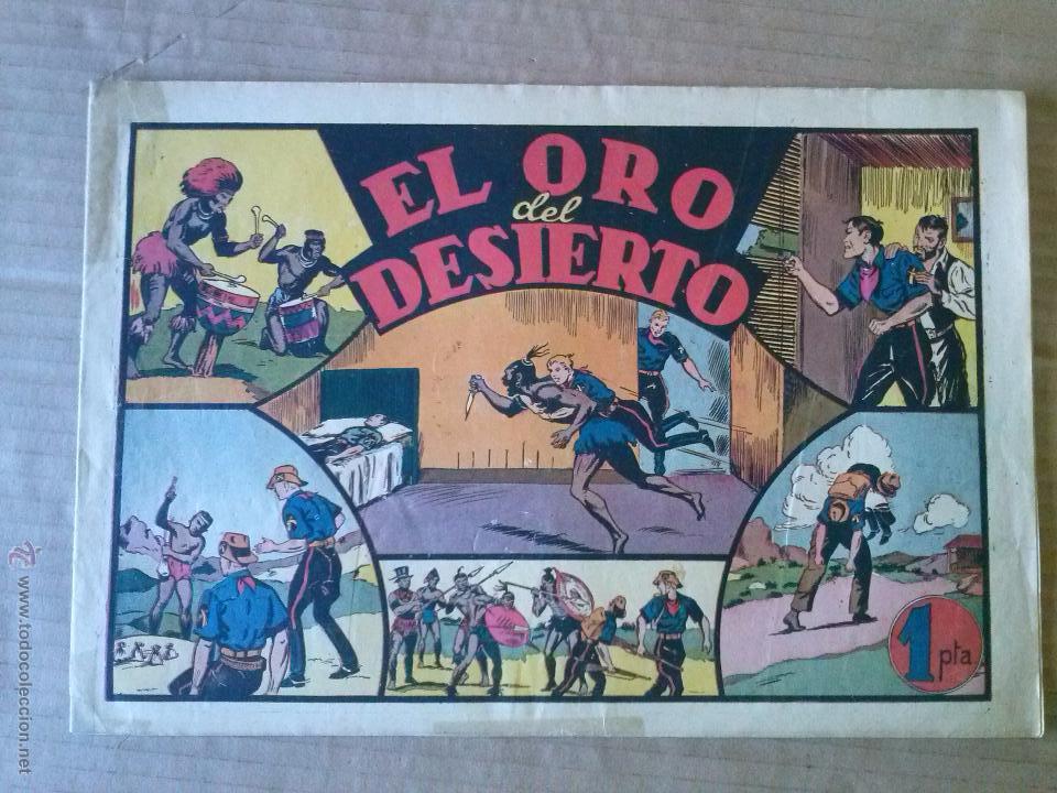 JORGE Y FERNANDO Nº 30 - HISPANO AMERICANA - TA (Tebeos y Comics - Hispano Americana - Jorge y Fernando)