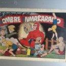 Tebeos: LA JUVENTUD DEL HOMBRE ENMASCARADO HISPANO AMERICANA ORIGINAL 1940. Lote 54674049