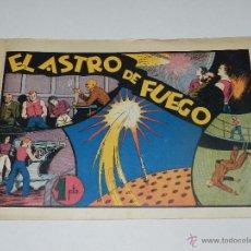 Tebeos: (M1) CARLOS EL INTREPIDO NUM 15 EL ASTRO DE FUEGO , HISPANO AMERICANA 1942, SEÑALES DE USO. Lote 54767604