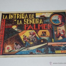 Tebeos: (M1) EL HOMBRE ENMASCARADO NUM 15 , HISPANO AMERICANA 1941 . Lote 54829726