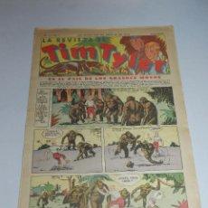 Tebeos: (M3) TIM TYLER AÑO I NUM 5 , HISPANO AMERICA , SEÑALES DE USO. Lote 54909752