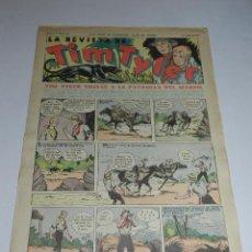 Tebeos: (M3) TIM TYLER AÑO I NUM 25 , HISPANO AMERICA , SEÑALES DE USO. Lote 54909793