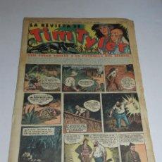 Tebeos: (M3) TIM TYLER AÑO I NUM 29 , HISPANO AMERICA , SEÑALES DE USO. Lote 54909820