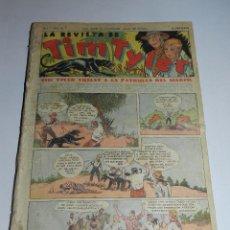 Tebeos: (M3) TIM TYLER TOMO ENCUADERNADO DEL NUM 28 AL NUM 64 TODOS LOS NUMEROS SEGUIDOS. Lote 54909887