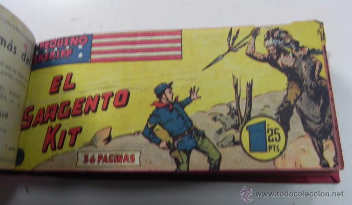Tebeos: EL PEQUEÑO SHERIFF, ENCUADERNADO, 25 TEBEOS ORIGINALES, HISPANO AMERICANA, ZUFFI, T. TORELLI, LLEVA - Foto 3 - 54943988