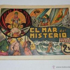 Tebeos: (M1) FLASH GORDON NUM 6 , 2,5 PTAS , EL MAR DEL MISTERIO, HISPANO AMERICANA 1942. Lote 54951423