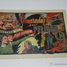 Tebeos: (M1) FLASH GORDON NUM 3 , 1,50 PTAS , CAMARADAS EN PELIGRO , HISPANO AMERICANA 1946. Lote 54951640