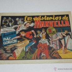 Tebeos: (M1) FLASH GORDON NUM 14 , 1,50 PTAS , LOS MISTERIOS MARVELLA , HISPANO AMERICANA 1946. Lote 54951706