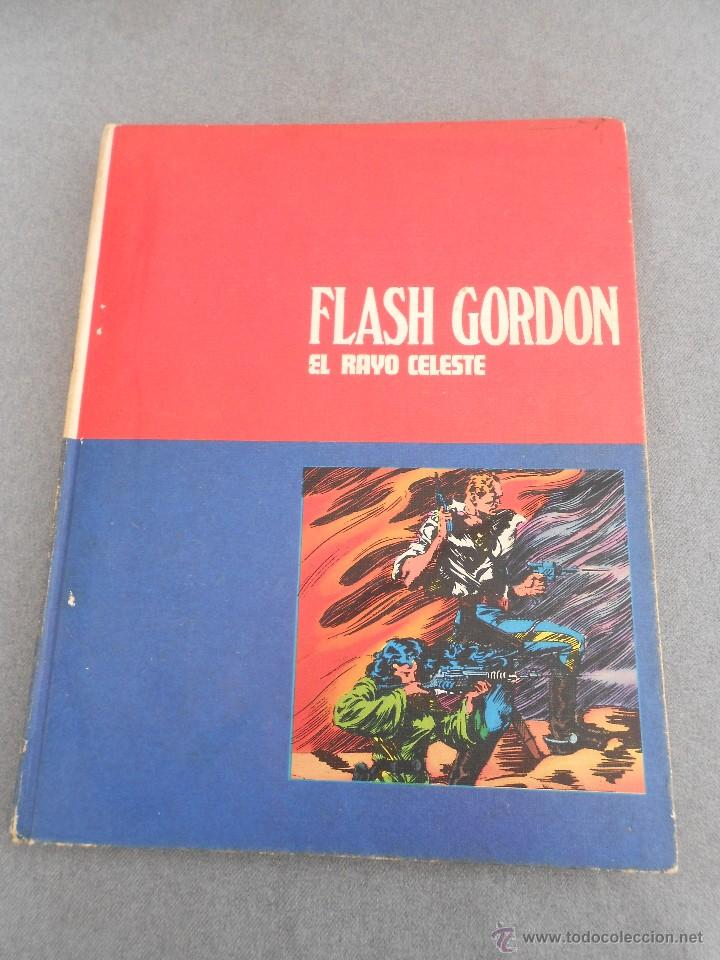 FLASH GORDON. EL RAYO CELESTE (Tebeos y Comics - Hispano Americana - Flash Gordon)