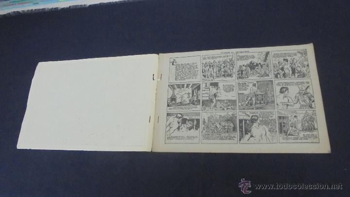 Tebeos: TARZAN EL INVENCIBLE - HISPANO AMERICANA - ORIGINAL - - Foto 2 - 55080320