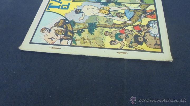 Tebeos: TARZAN EL INVENCIBLE - HISPANO AMERICANA - ORIGINAL - - Foto 5 - 55080320