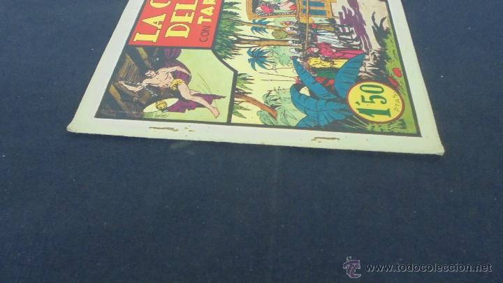 Tebeos: TARZAN - LA CIUDAD DEL ORO - HISPANO AMERICANA - ORIGINAL - - Foto 5 - 55080386