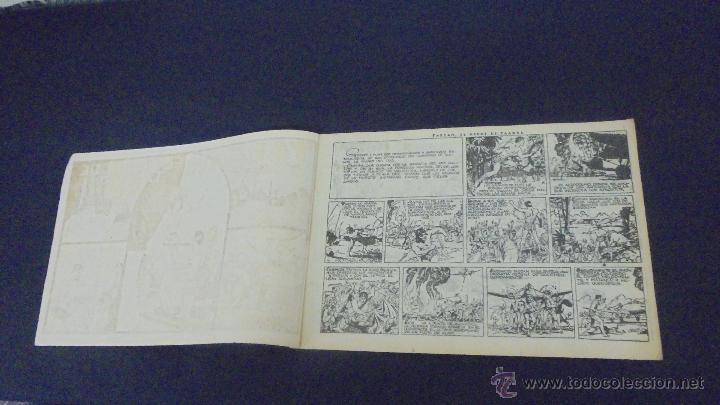 Tebeos: TARZAN - EL HEROE DE TAANOR - HISPANO AMERICANA - ORIGINAL - - Foto 2 - 55080481