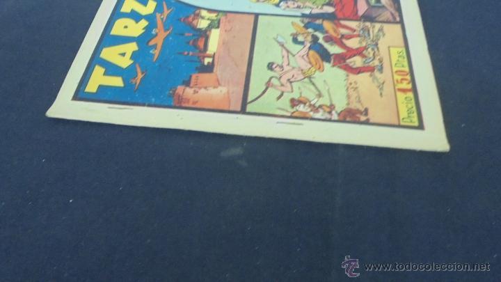 Tebeos: TARZAN - EL HEROE DE TAANOR - HISPANO AMERICANA - ORIGINAL - - Foto 5 - 55080481