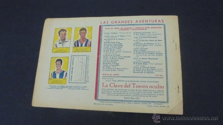 Tebeos: TARZAN - LOS SOLDADOS DE LA SELVA - HISPANO AMERICANA - ORIGINAL - - Foto 4 - 55080541
