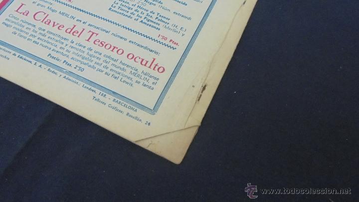 Tebeos: TARZAN - LOS SOLDADOS DE LA SELVA - HISPANO AMERICANA - ORIGINAL - - Foto 5 - 55080541
