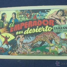Tebeos: TARZAN - EL EMPERADOR DEL DESIERTO - HISPANO AMERICANA - ORIGINAL - . Lote 55080613