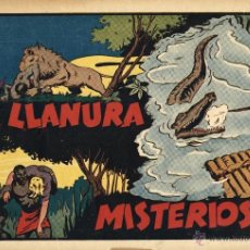 Livros de Banda Desenhada: ARCHIVO (513): LOS ÁLBUMES PREFERIDOS POR LA JUVENTUD, LA LLANURA MISTERIOSA (H. AMERICANA, 1942). Lote 55088564