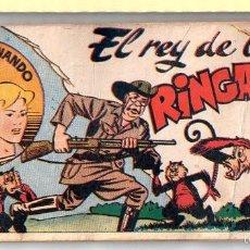 Nº 10 JORGE Y FERNANDO (Hispano Americana 1949). Cuadernos originales