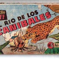 Tebeos: Nº 6 EL PEQUEÑO SHERIFF (HISPANO AMERICANA 1948). CUADERNOS ORIGINALES. Lote 55145805