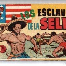 BDs: Nº 7 EL PEQUEÑO SHERIFF (HISPANO AMERICANA 1948). CUADERNOS ORIGINALES. Lote 55145832