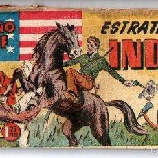 Tebeos: Nº 10 EL PEQUEÑO SHERIFF (HISPANO AMERICANA 1948). CUADERNOS ORIGINALES. Lote 55145980