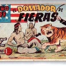Tebeos: Nº 15 EL PEQUEÑO SHERIFF (HISPANO AMERICANA 1948). CUADERNOS ORIGINALES. Lote 55146115