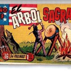 Tebeos: Nº 16 EL PEQUEÑO SHERIFF (HISPANO AMERICANA 1948). CUADERNOS ORIGINALES. Lote 55146127