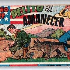 Tebeos: Nº 19 EL PEQUEÑO SHERIFF (HISPANO AMERICANA 1948). CUADERNOS ORIGINALES. Lote 55146176