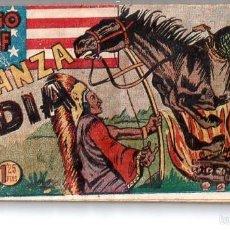Tebeos: Nº 21 EL PEQUEÑO SHERIFF (HISPANO AMERICANA 1948). CUADERNOS ORIGINALES. Lote 55146312