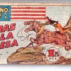 Tebeos: Nº 34 EL PEQUEÑO SHERIFF (HISPANO AMERICANA 1948). CUADERNOS ORIGINALES. Lote 55146558