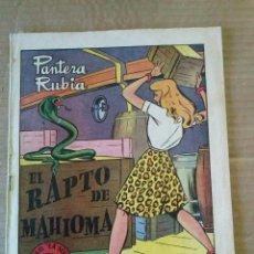 Tebeos: PANTERA RUBIA Nº 26 . ORIGINAL , HISPANO AMERICANA - TA. Lote 55321834