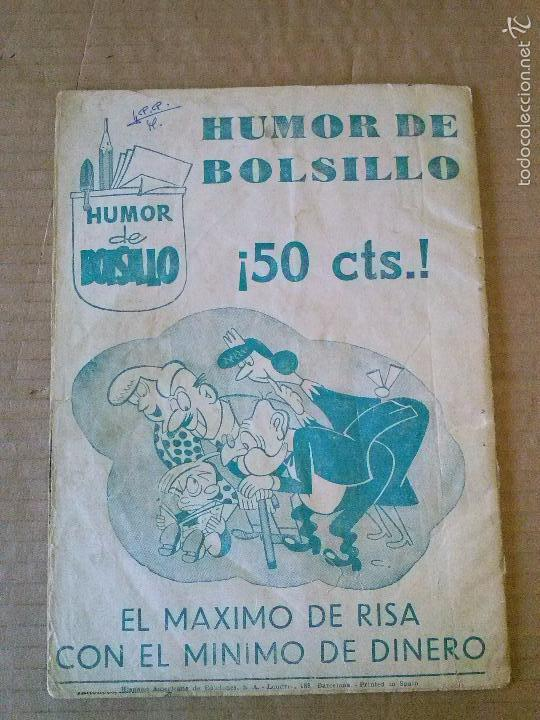 Tebeos: pecos bill nº 4 - hispano americana , original , - est. ma. - Foto 2 - 55322266