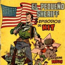 Tebeos: ARCHIVO (581): EL PEQUEÑO SHERIFF Nº 4 (HISPANO AMERICANA, 1953). Lote 55341496