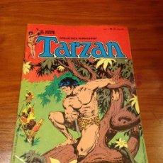 Tebeos: EL NUEVO TARZAN Nº 3. 1979 TOUTAIN. JOSE ORTIZ.. Lote 55695969