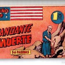 BDs: Nº 76 EL PEQUEÑO SHERIFF (HISPANO AMERICANA 1948). CUADERNOS ORIGINALES. Lote 55821645