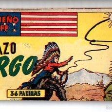 BDs: Nº 78 EL PEQUEÑO SHERIFF (HISPANO AMERICANA 1948). CUADERNOS ORIGINALES. Lote 55821682