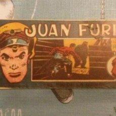 Tebeos: JUAN FURIA Nº12 ORIGINAL. Lote 55866929
