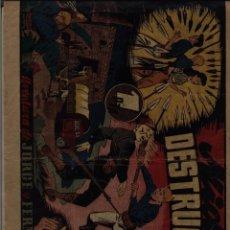 Tebeos - JORGE Y FERNANDO NIDO DE DESTRUCCION ORIGINAL GASTOS DE ENVIO GRATIS - 56219939